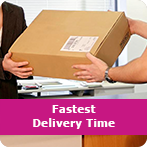 Fastest Delivery Time